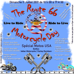 ROUTE 66 MOTORCYCLE DAY