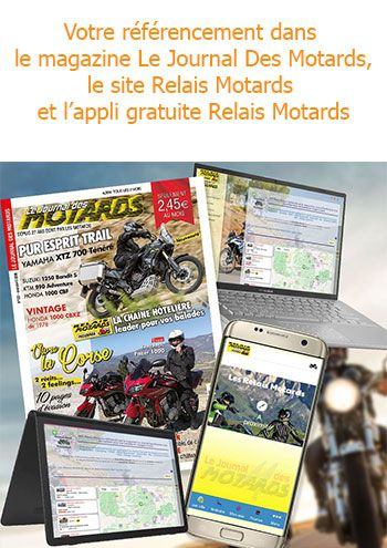 Devenir Relais Motards