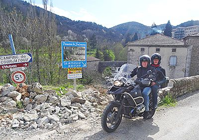 Essai moto BMW R1200 GS Adventure de 2012 à 55000 km
