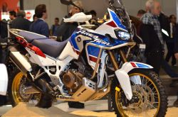 Salon EICMA 2017 - Africa Twin Adventure 2018