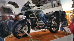Salon EICMA 2017 - BMW R1200 GS