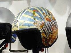 Salon EICMA 2017 - Casques NZi Circus