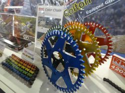 Salon EICMA 2017 - Color Chain