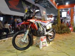 Salon EICMA 2017 - motocross