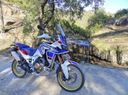 Nouvelle AFRICA TWIN Adventure Sports
