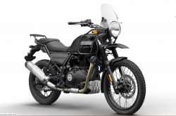 Royal Enfield 400 Himalayan - photo Royal Enfield