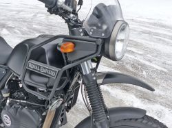 Royal Enfield 400 Himalayan - test