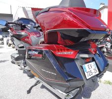 10 Honda Goldwing Tour DCT 2018 bagagerie