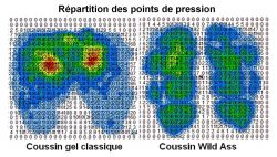 Wild Ass Points de pression