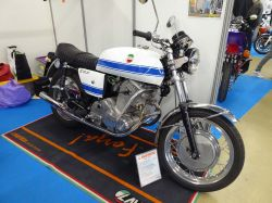 Salon Moto Légende 2019. Laverda 750 SF 1971