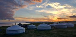 07 - Camp de yourtes en Mongolie