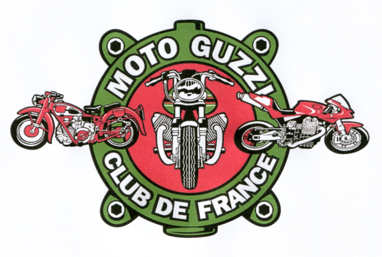 Moto club MOTO GUZZI CLUB DE FRANCE