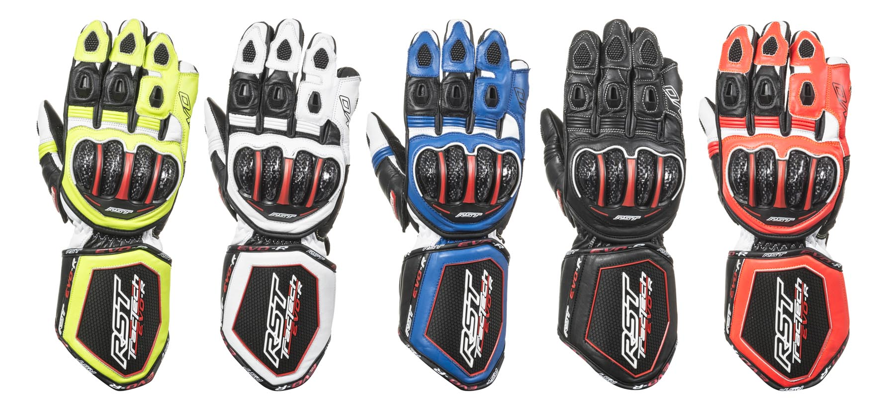TRACTECH EVO R COLOUR WAY GLOVES