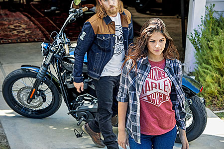 VETEMENTS HARLEY DAVIDSON 1