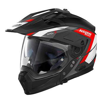 casque NOLAN N70 2 X Cross over